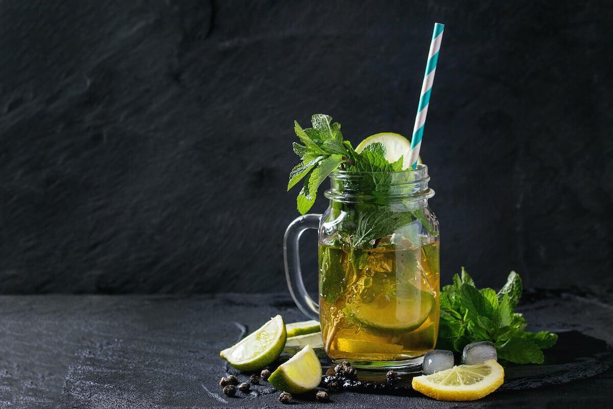 zapachy green tea