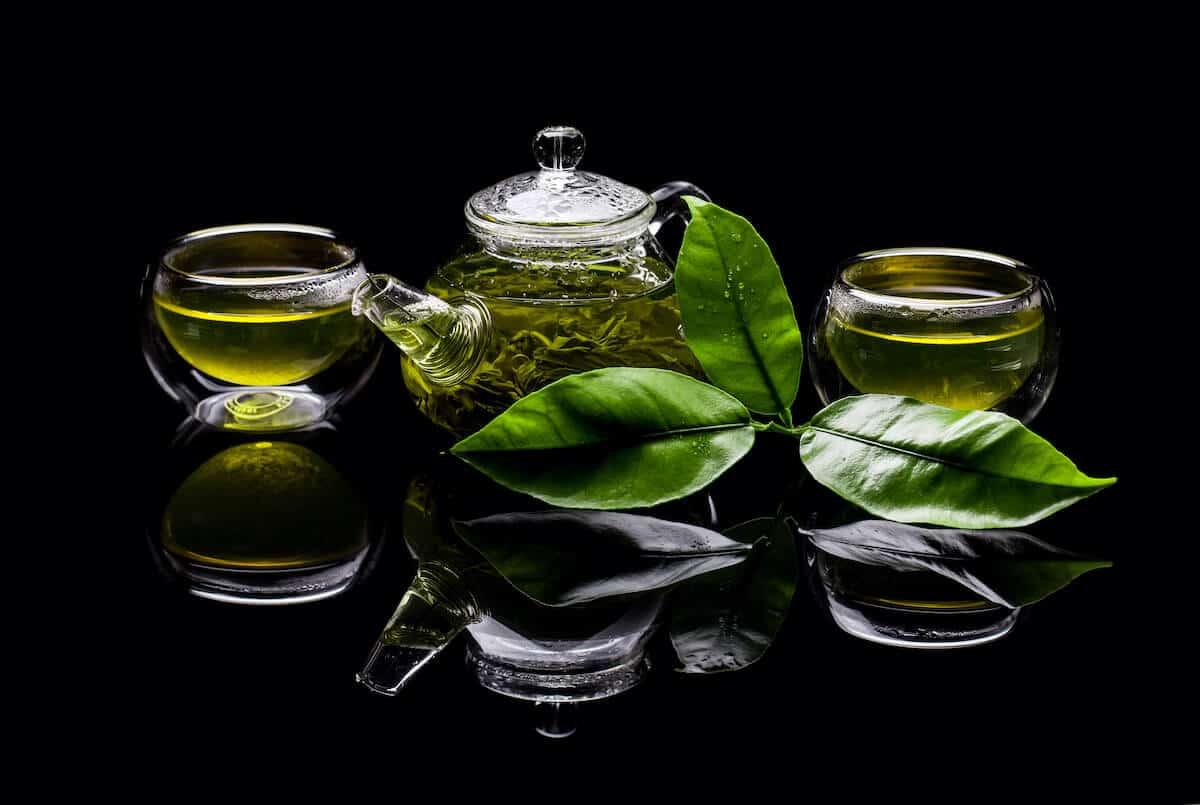 zapachy samochodowe zielona herbata